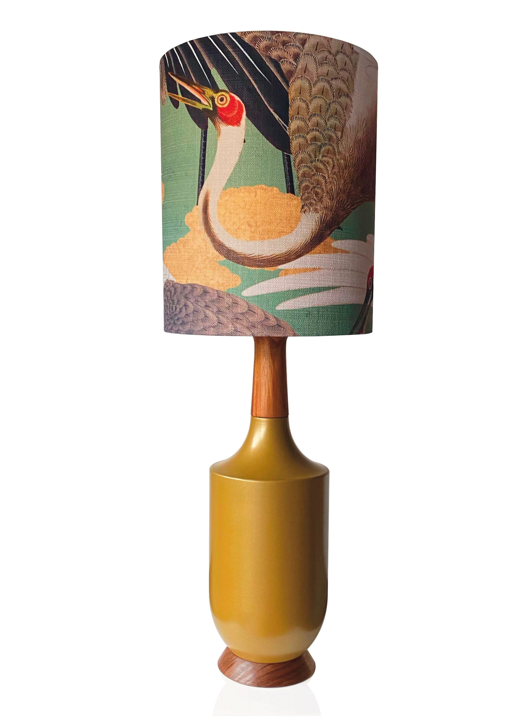 Rey Lamp MATT GOLD