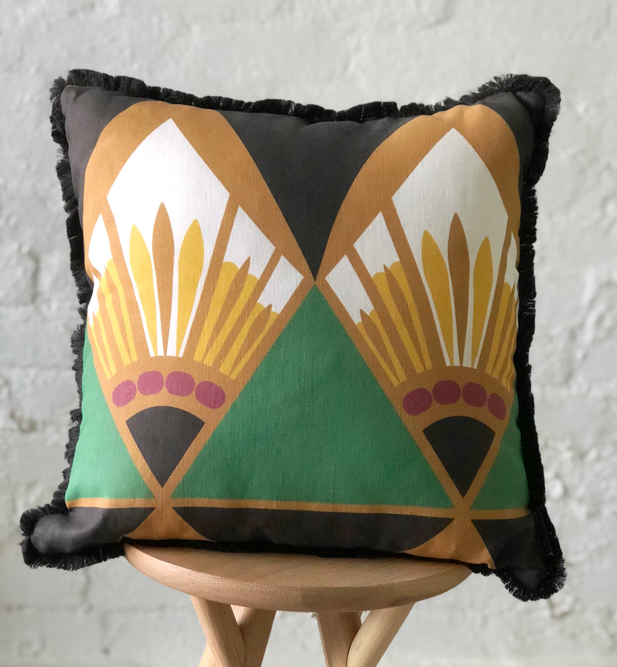 Cairo Throw Cushion