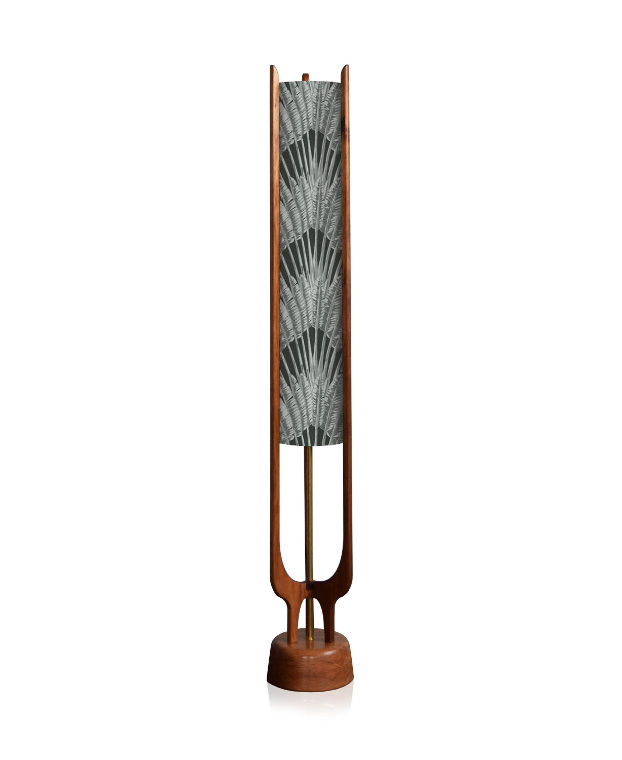 Alma Lamp - Feather Palm