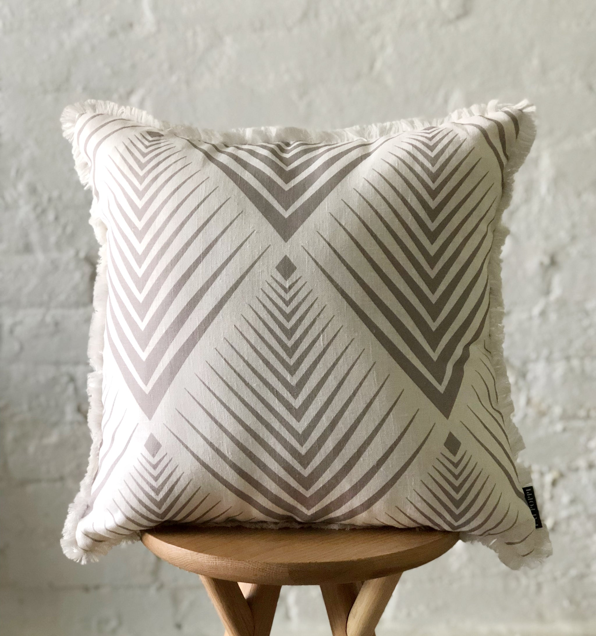 Arrow Throw Cushion