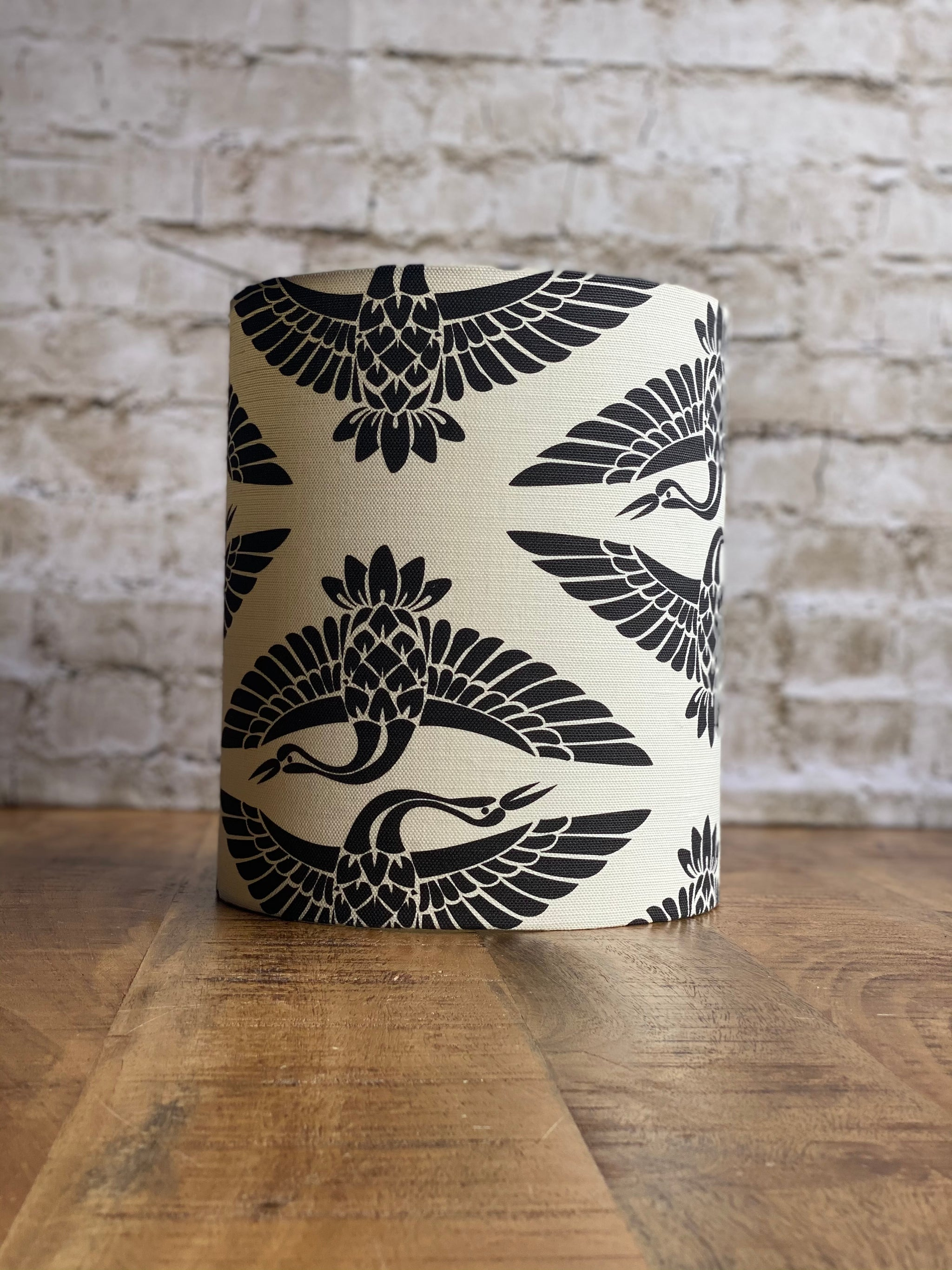 Crane lampshade SMALL