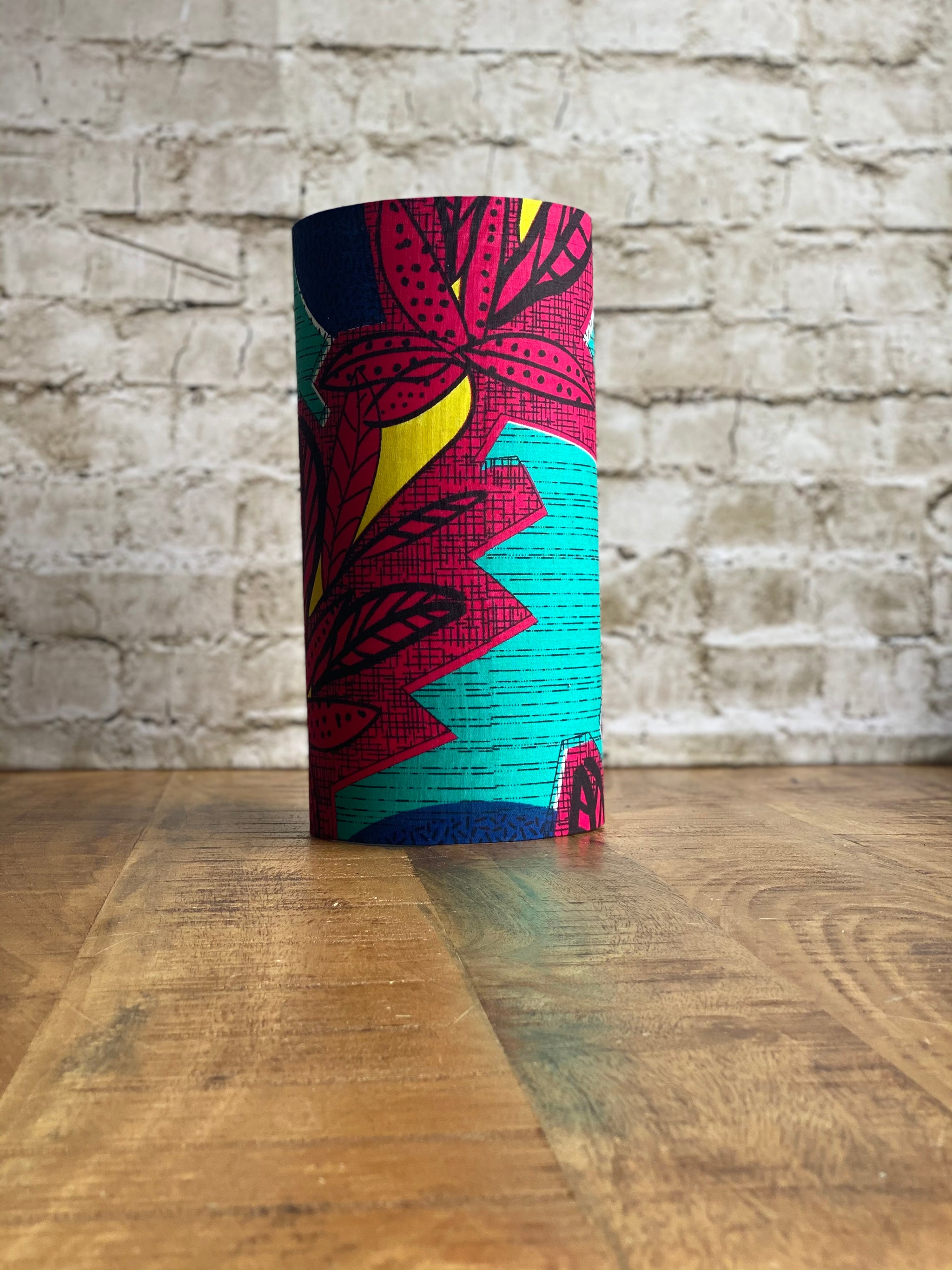 Wax print lampshade MINI