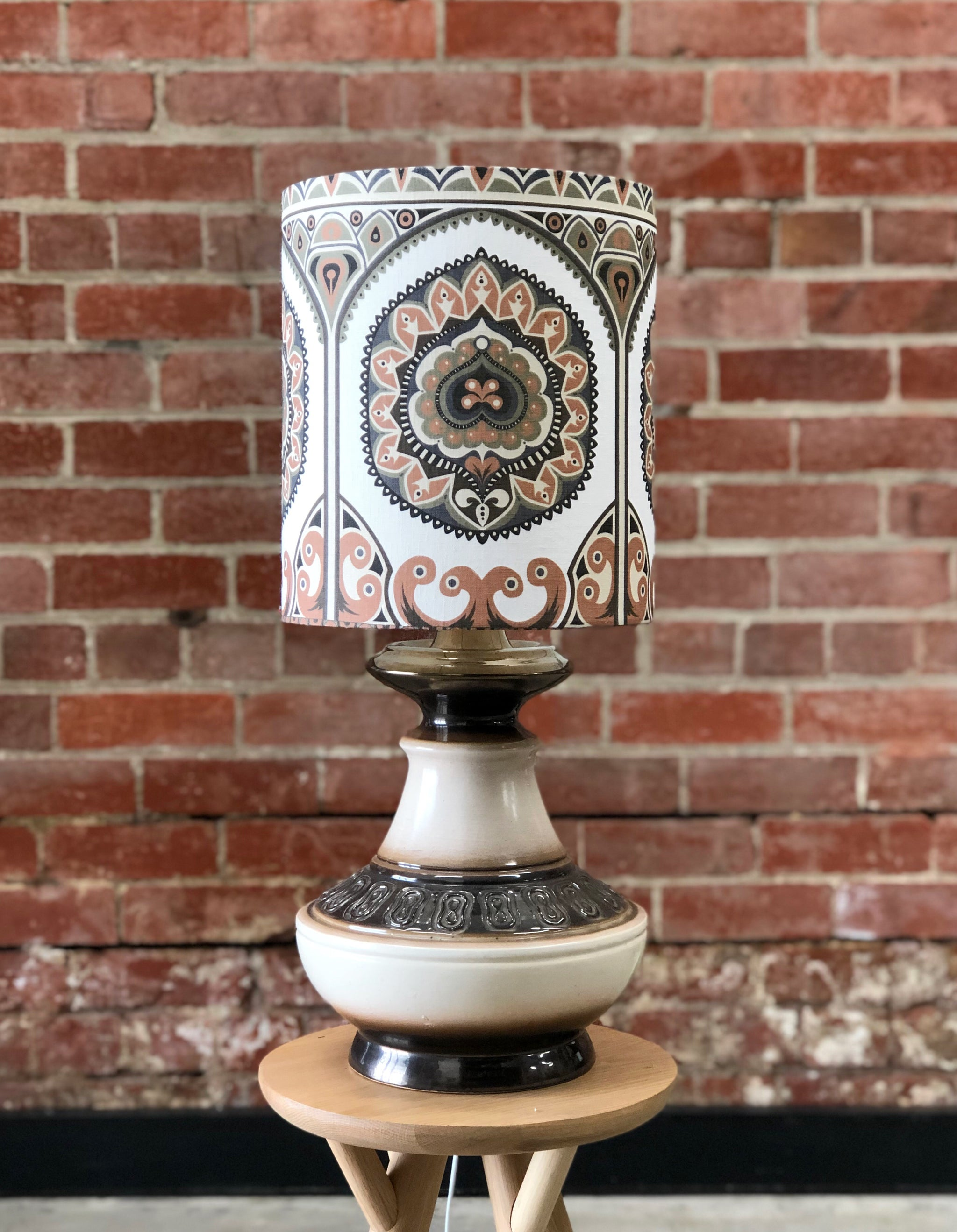 Moroccan Retro Lamp