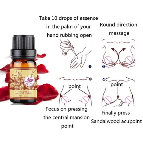 Image of 100% Breast Enlargement Essential Oil