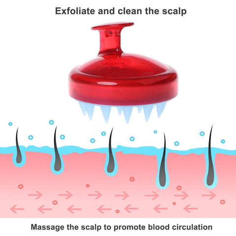 Image of Revitalizing Scalp Massager