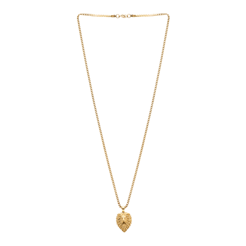 Image of Lion Necklace - Gold - Marcozo