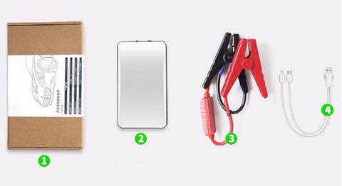 Image of Multi-Function Jump Starter