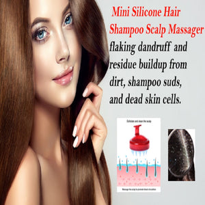 Revitalizing Scalp Massager