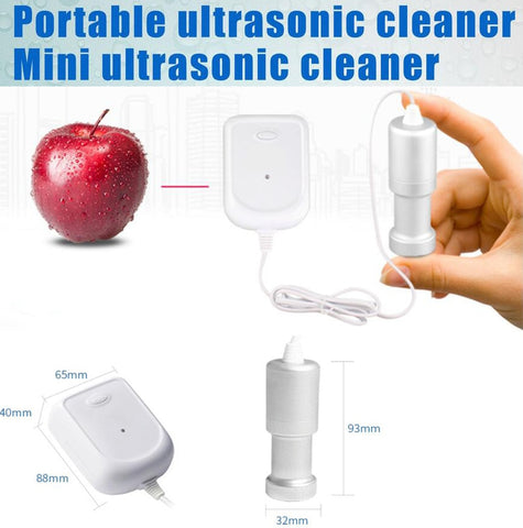 Image of Portable Ultrasonic All-Around Cleaner