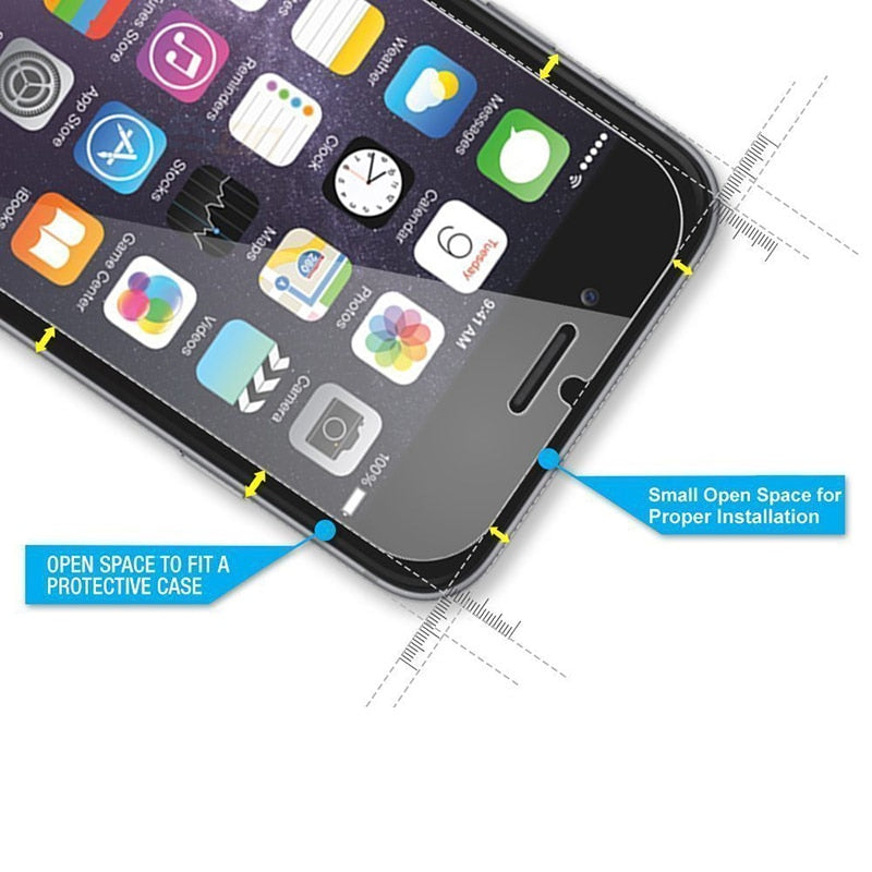 MYS21™ 9H Tempered Glass for iPhone