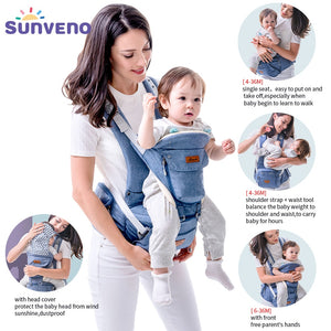 Front-Facing Baby Carrier