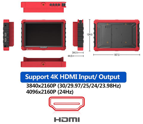 Best 4K HDMI Field Monitor