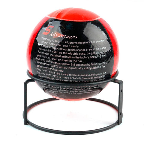 Image of Fire Extinguisher Ball