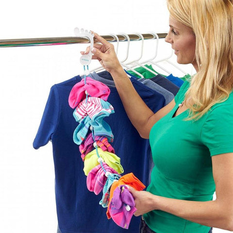 Image of Sock Laundry Organizer