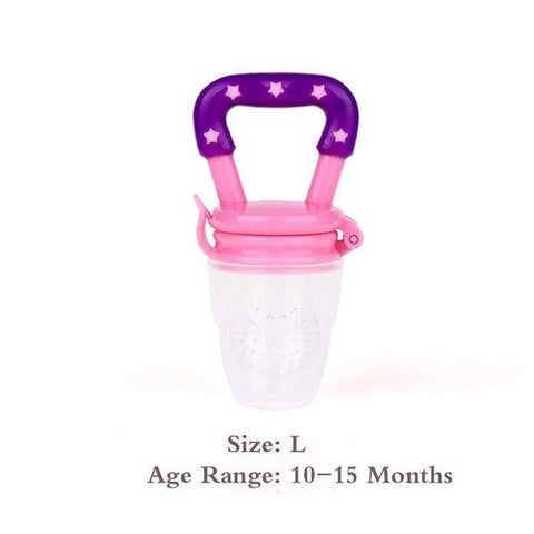 Image of Baby Food Feeder Pacifier