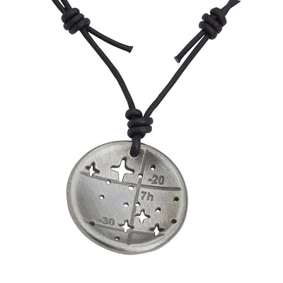 Canis Major Constellation Necklace