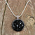 Constellation Necklace - Onyx