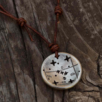 Orion Constellation Necklace