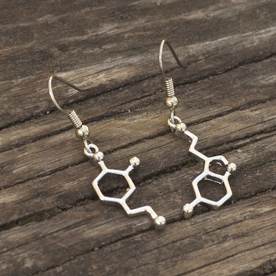 Molecule Earrings