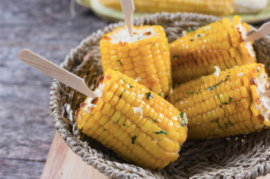 Garlic Corn