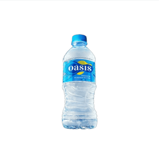 Case of Oasis Premium Water