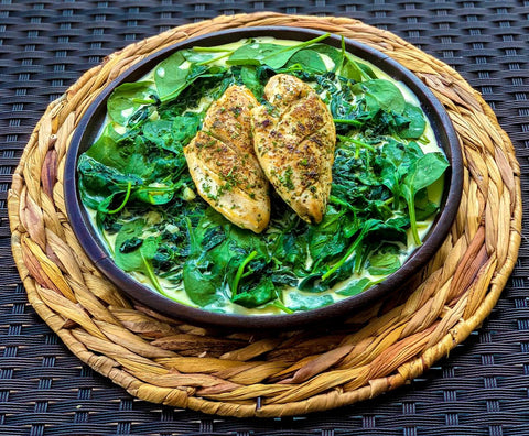 ChefMade Deluxe Chicken Breast & Spinach