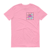 Image of Rose Coloring Book t-shirt