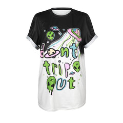 """Don't Trip Out"" T-Shirt"