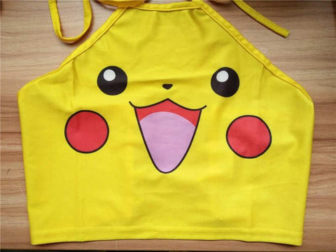 Pikachu Crop Top