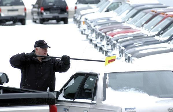 Auto Dealers Time To Prepare! - Winter Is Approaching In Many Areas