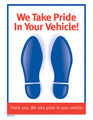 Paper Floor Mat from US Auto Supplies