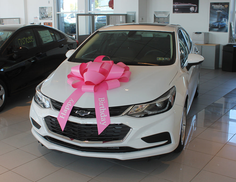 Large Gift Bows For Cars