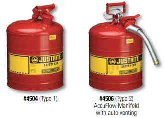 Safety Fuel Containers from US Auto Supplies