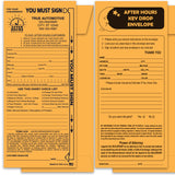 After Hours Key Drop Envelopes | US Auto Supplies