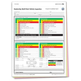 Volkswagen Inspection Worksheets | US Auto Supplies