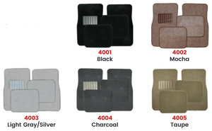 Carpet Floor Mats | US Auto Supplies