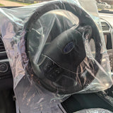 Plastic Steering Wheel Cover Bag | US Auto Supplies