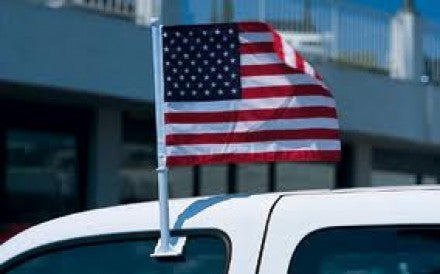 Car Window Flags | US Auto Supplies