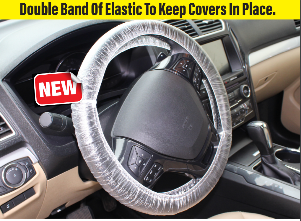 Vehicle Steering Wheel Covers | US Auto Supplies