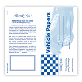 Document Folders For Car Dealerships | US Auto Supplies