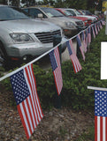 Patriotic Pennants | US Auto Supplies
