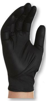 Black Nitrile Mechanics Gloves | US Auto Supplies