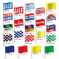 Car Window Flags For Sale At US Auto Supplies