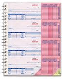 Cash Receipt Books from US Auto Supplies