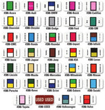 Filing System Labels | US Auto Supplies