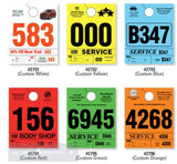 Custom Vehicle Hang Tags | US Auto Supplies