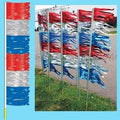 metallic fringe ground pennants | US Auto Supplies