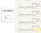 car dealership I Guest Register Book | US Auto Supplies