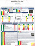 GM Inspection Sheet | US Auto Supplies
