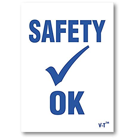 Safety OK Inspection Sticker | US Auto Supplies